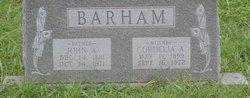Cordelia A. <I>Harper</I> Barham