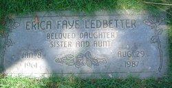 Erica Faye Ledbetter