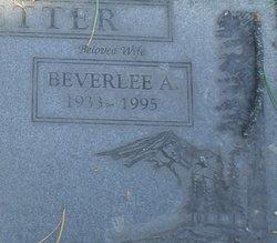 Beverlee Ann <I>Gross</I> Ledbetter