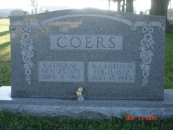 Augustus Matthew Coers