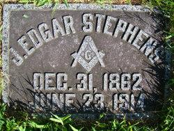 J Edgar Stephens