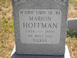 Marion Hoffman
