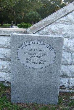 Memorial Cemetery
