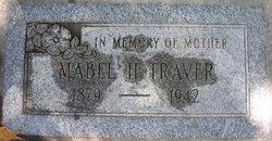 Mabel Olive <I>Hackett</I> Traver