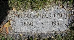 Mabel Maud Shackleton