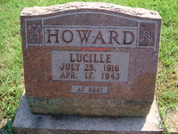 Lucille Reed Howard 1916 1943 Find A Grave Memorial He was a member of the arkansas house of representatives, serving from 1919 to 1925. lucille reed howard 1916 1943 find