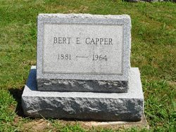 """Albert E. """"Bert"""" Capper"""