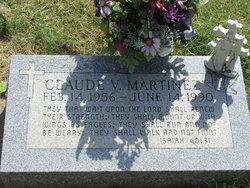 Claude V. Martinez