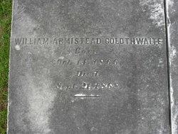 William Armistead Goldthwaite