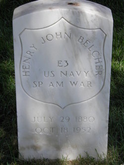 Henry John Belcher