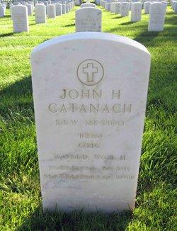 John H Catanach