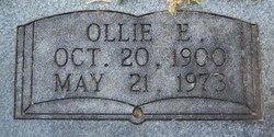 Ollie Eugene Adams