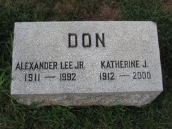 Alexander Lee Don, Jr