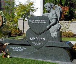 """Elden Eugene """"Sandy"""" Sandlian"""