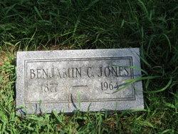 Benjamin Cozad Jones