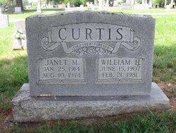 Janet Martin <I>Monger</I> Curtis