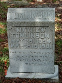 Mathew Tomlinson