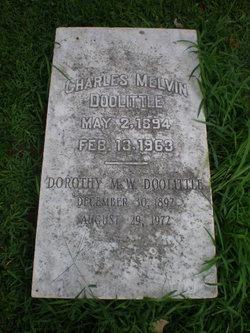 Charles Melvin Doolittle
