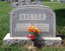 Flossie Virginia <I>Herring</I> Balser