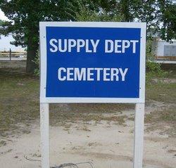 Supply Department Cemetery (Yorktown Naval Weapons