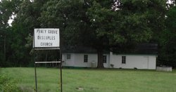 Raynor Mill Church Cemetery