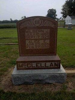 Milburn Joel McClellan