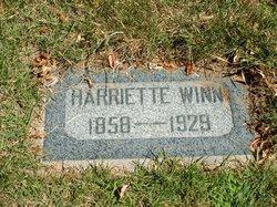 Harriet Mathilda Winn