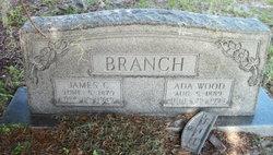 Ada <I>Wood</I> Branch