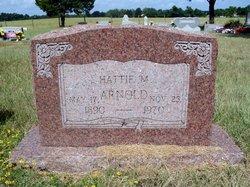 Hattie M. <I>Pike</I> Arnold
