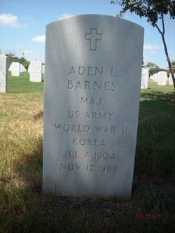 Aden Lawrence Barnes