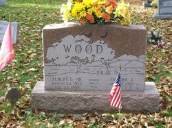 "Albert Leroy ""Al"" Wood, Sr"