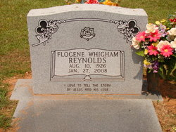 Flogene <I>Whigham</I> Reynolds