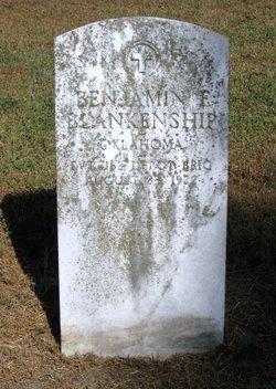 Benjamin Franklin Blankenship
