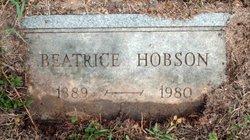 Beatrice Hobson