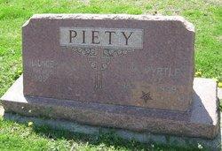 Effie Myrtle <I>Fuller</I> Piety