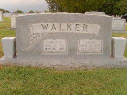 Dorothy Lucile <I>Hilliard</I> Walker