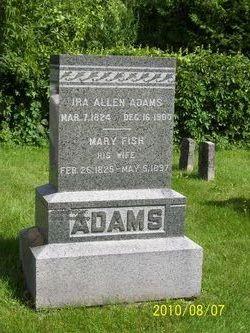 Ira Allen Adams