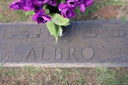 "F. B. ""Curly"" Albro"