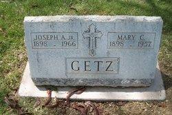 Mary C <I>Landridge</I> Getz