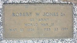Robert Wade Jones, Sr