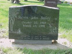 Steven John Bailey