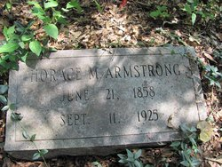Horace M Armstrong