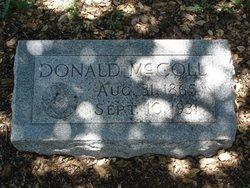 Donald McColl