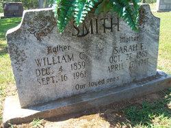 Sarah E <I>Holliday</I> Smith
