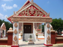 Lao Buddist Temple