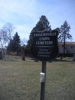 Tannersville Methodist Church Cemetery
