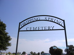 Dripping Spring Cemetery