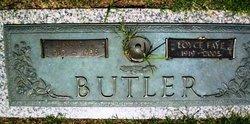 Loyce Faye <I>Cline</I> Butler