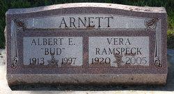 Vera <I>Ramspeck</I> Arnett