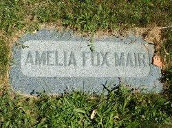 Amelia <I>Fox</I> Mair